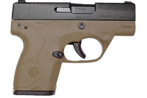 buy Beretta Nano 9mm FDE