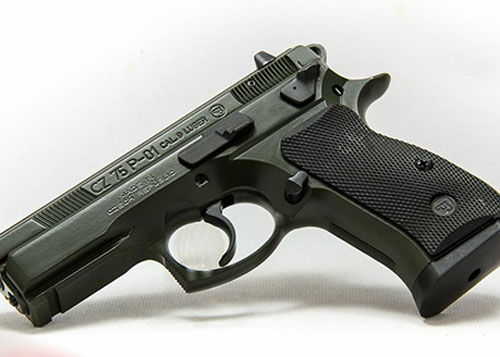 CZ P-01 OD Green 9mm for sale