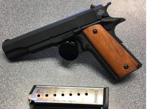 Buy Armscor Rock Island M1911 9mm/22TCM Target Online