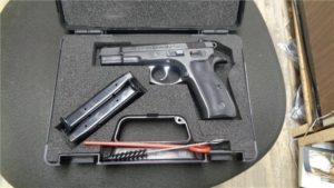 Buy CZ 75 B 9mm 91102 Hand Gun Online