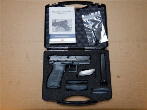 buy Heckler and Koch H&K P30S V3 9MM