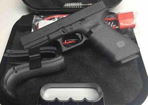 Buy Glock 17 Gen 4 Full Gray online