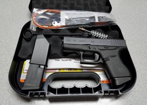 Buy Glock 43 online